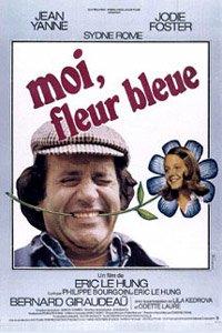 Moi, fleur bleue