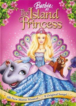 Barbie als de Eiland Prinses