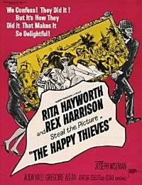 The Happy Thieves