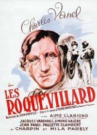 Het geslacht Roquevillard