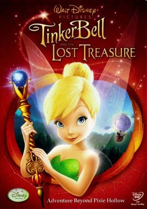 Tinkerbell: De Verloren Schat