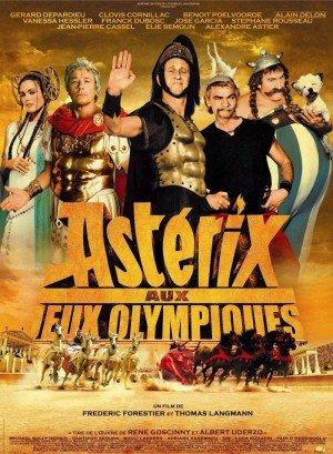 Astérix en de Olympische Spelen