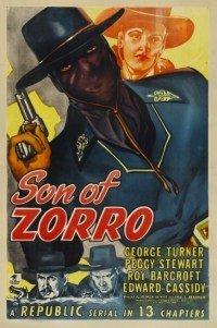 De zoon van Zorro