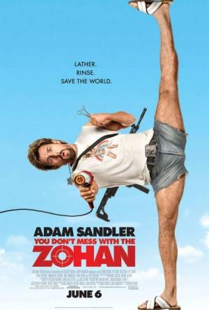 You Don't Mess with the Zohan
