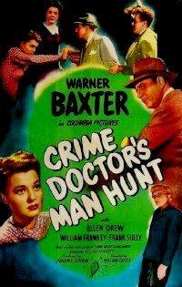 Crime Doctor's Man Hunt