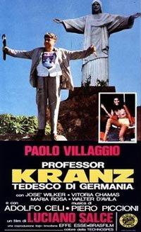 Professor Kranz tedesco di Germania