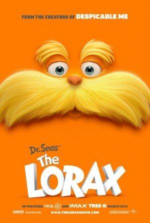 Dr. Seuss' De Lorax en het Verdwenen Bos