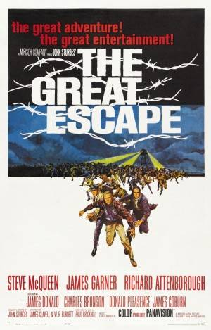 The Great Escape (1963)