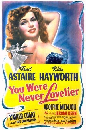 You Were Never Lovelier