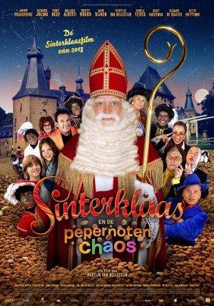 Sinterklaas en de Pepernoten Chaos