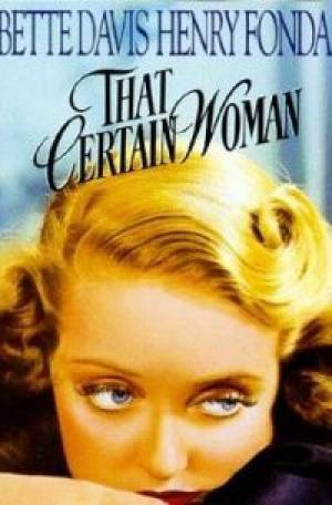 That Certain Woman