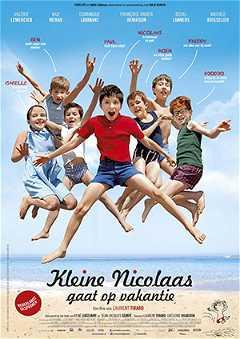Kleine Nicolaas Gaat op Vakantie (2014)