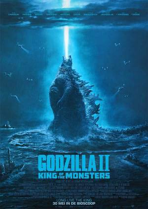 Trailer: Godzilla II: King of the Monsters (2019)
