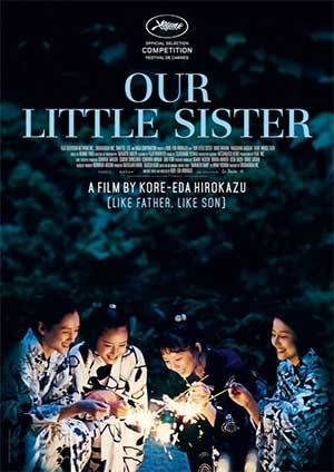Our Little Sister 2015 BRRip 720p 1080p 1GB x264 English Download or Watch online