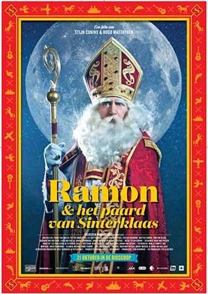 Ramon en het Paard van Sinterklaas