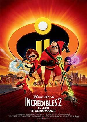 Trailer: The Incredibles 2 (2018)