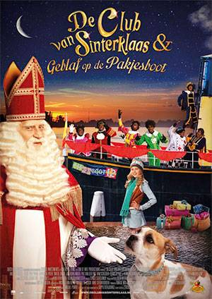 De Club van Sinterklaas & Geblaf op de Pakjesboot