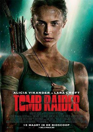 Trailer: Tomb Raider (2018)