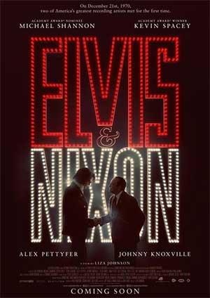 Trailer: Elvis & Nixon (2016)