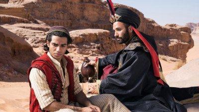 Marwan Kenzari hoopt als Jafar terug te keren in 'Aladdin 2'