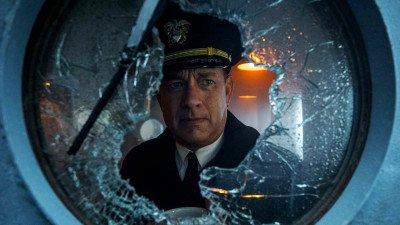 Tom Hanks had 'Greyhound' liever in de bioscoop gezien
