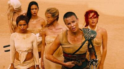 Charlize Theron vindt het jammer dat haar 'Mad Max'-rol naar een andere actrice gaat