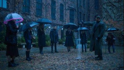 Netflix deelt trailer voor tweede seizoen van 'The Umbrella Academy'