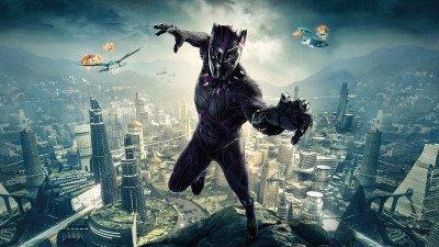 Kanye West baseert zijn presidentscampagne op Wakanda uit 'Black Panther'