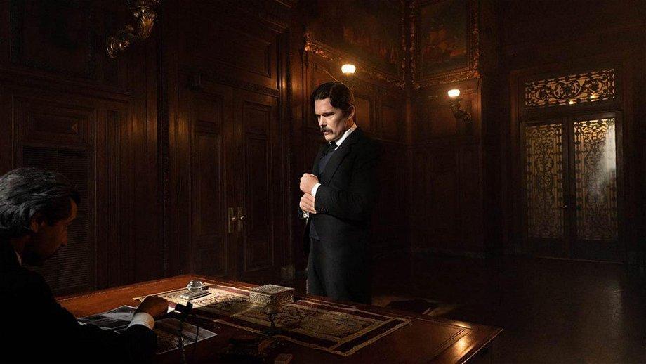 Nikola Tesla is een charmante uitvinder in eerste trailer van 'Tesla'