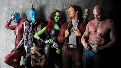 James Gunn deelt foto's van repetities voor 'Guardians of the Galaxy Vol. 2'