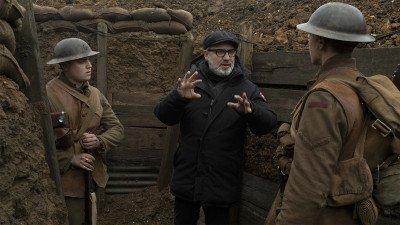 Sam Mendes wint belangrijkste DGA-prijs voor film '1917'