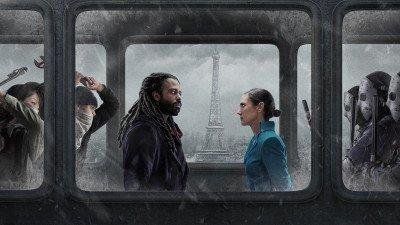 Actrice Sheila Vand zegt dat dingen 'een stuk bizarder' worden in het tweede seizoen van 'Snowpiercer'