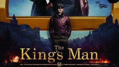 Nieuwe poster van 'The King's Man' onthuld
