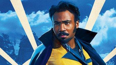 Kruipt Donald Glover weer in de huid van Lando in een nieuwe 'Star Wars'-serie?