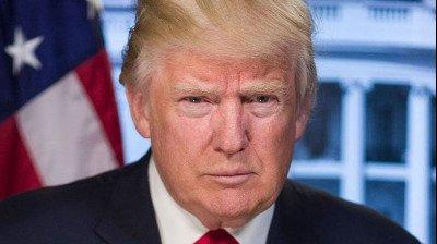 President Trump verdiende in 2019 bijna anderhalf miljoen aan werk in Hollywood