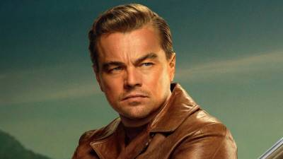 Leonardo DiCaprio sluit film- en tv-deal met Apple TV+