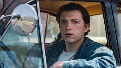 Eerste beelden van Tom Holland in Netflix-film 'The Devil All the Time'