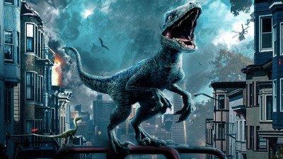 Laura Dern deelt beelden van set 'Jurassic World: Dominion'