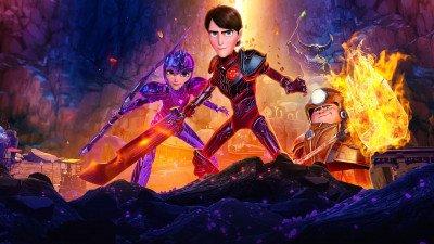 Netflix-franchise 'Trollhunters' sluit af met een film van Guillermo del Toro