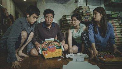 'Parasite' nu de best bekeken Aziatische film in Nederland ooit