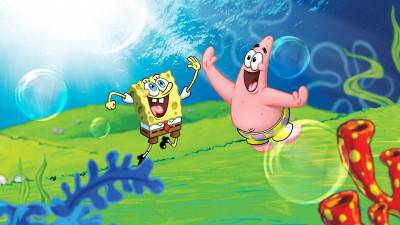 'Spongebob'-spinoff over Patrick Ster in de maak
