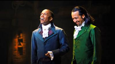 'Hamilton' meest bekeken on-demand-film in juli