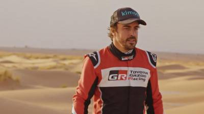 Fernando Alonso geeft zich bloot in eerste trailer van docuserie 'Fernando'