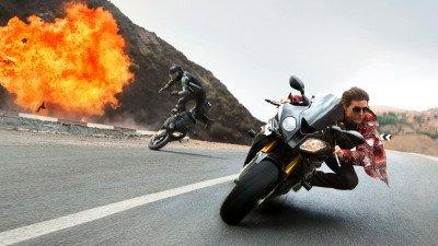 Stunt op de set van 'Mission: Impossible 7' gaat mis en eindigt in explosie