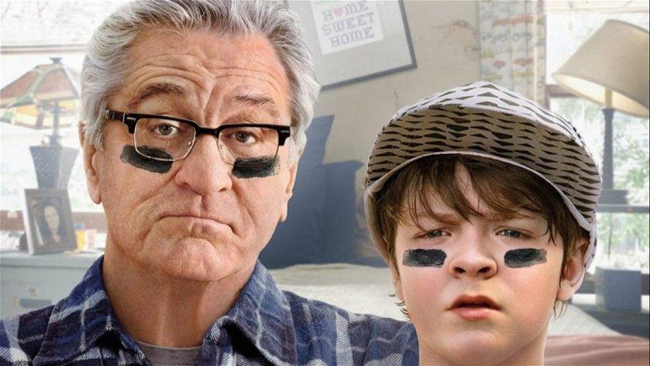 Robert De Niro en Uma Thurman te zien in eerste trailer 'War with Grandpa'