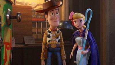 'Toy Story 4' is vanaf nu te zien op Disney+