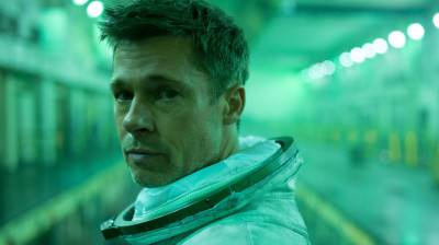 Nu op Amazon Prime Video: Brad Pitt als astronaut in 'Ad Astra'