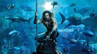''Aquaman 2' wordt meer horror dan eerste deel'
