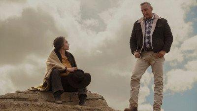 Kevin Costner en Diane Lane hebben maar één doel in eerste trailer 'Let Him Go'