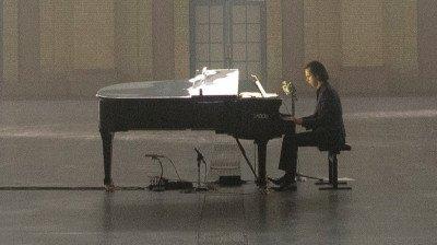 Concertfilm 'Idiot Prayer: Nick Cave Alone At Alexandra Palace' vanaf november in de bioscoop